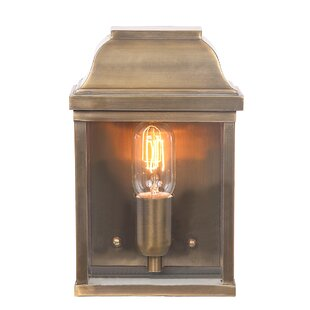 Neubauer Outdoor Wall Lantern