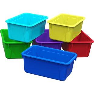 3 Bin Storage Cubby Wayfair