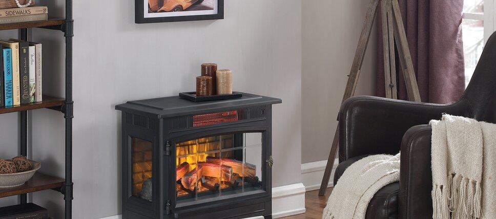 indoor fireplaces under 250