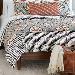 Bowie Single Reversible Duvet Cover ByEastern Accents