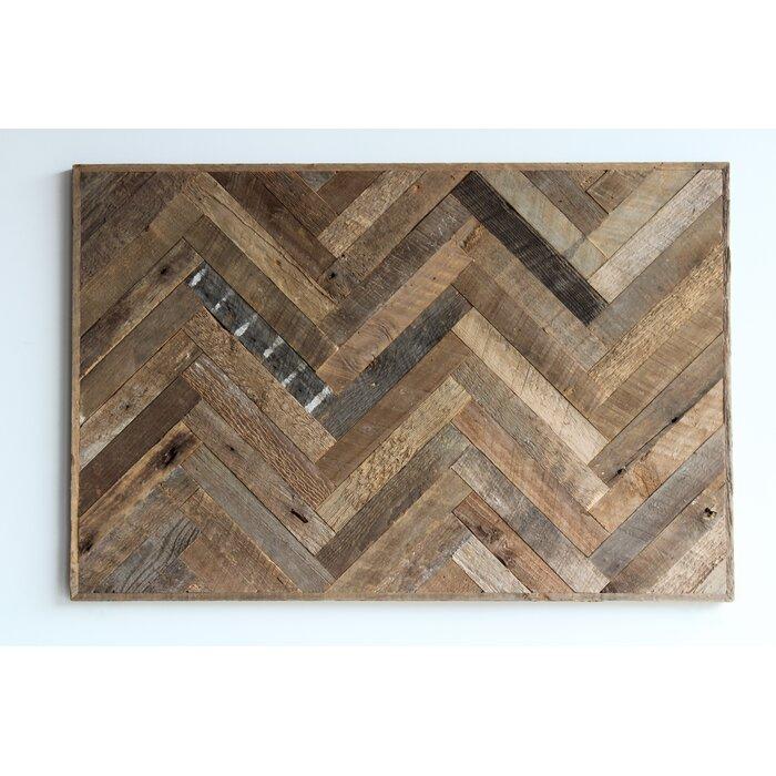 Reclaimed Wood Wall Décor