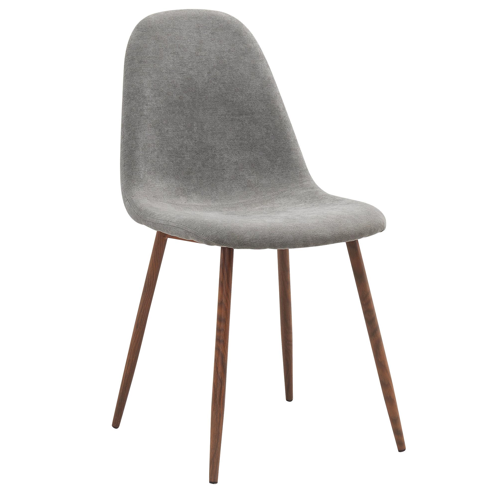 Wade Logan Folsom Upholstered Dining Chair U0026 Reviews | Wayfair