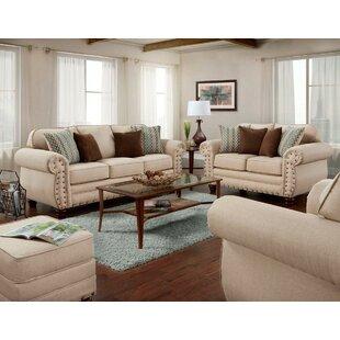American Furniture Classics Abington 4 Piece Living Room Set