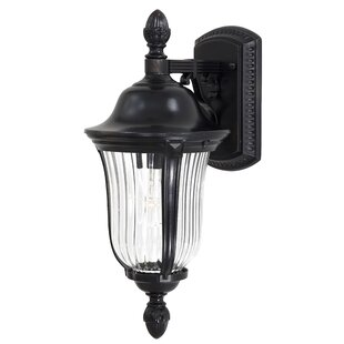 Morgan Park 1-Light Outdoor Wall Lantern by Great Outdoors by Minka