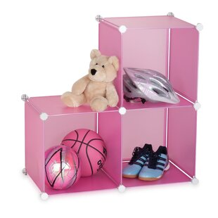 Storage Cube Bookcase (Set of 3)