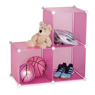 Storage Cube Unit Bookcase (Set of 3) Honey Can Do