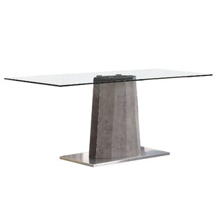 Morrisville Dining Table by Orren Ellis