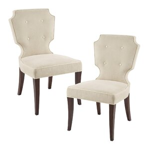 Camille Side Chair (Set of 2) (Set of 2) by Madison Park