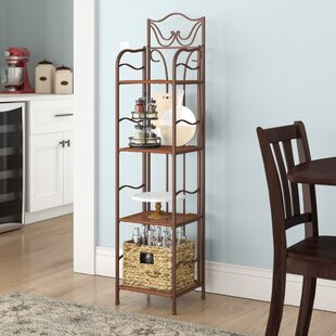 Meetinghouse Iron Baker's Rack by Three Posts