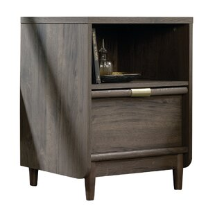 Broadridge 1 Drawer Nightstand by Willa Arlo Interiors