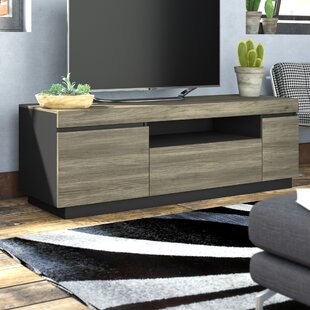 Best Reviews Persephone TV Stand for TVs up to 65 by Ebern Designs Reviews (2019) & Buyer's Guide