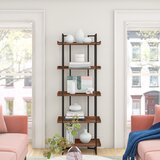 Caroline 72 H Metal Etagere Bookcase by Foundstone™