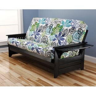 Harwich Futon and Mattress by Latitude Run