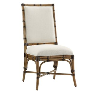 Twin Palms Upholstered Dining Chair by To..