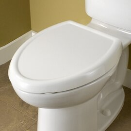self closing toilet seat lid. defaultname  American Standard Elongated Toilet Seat Cover With Soft Close And