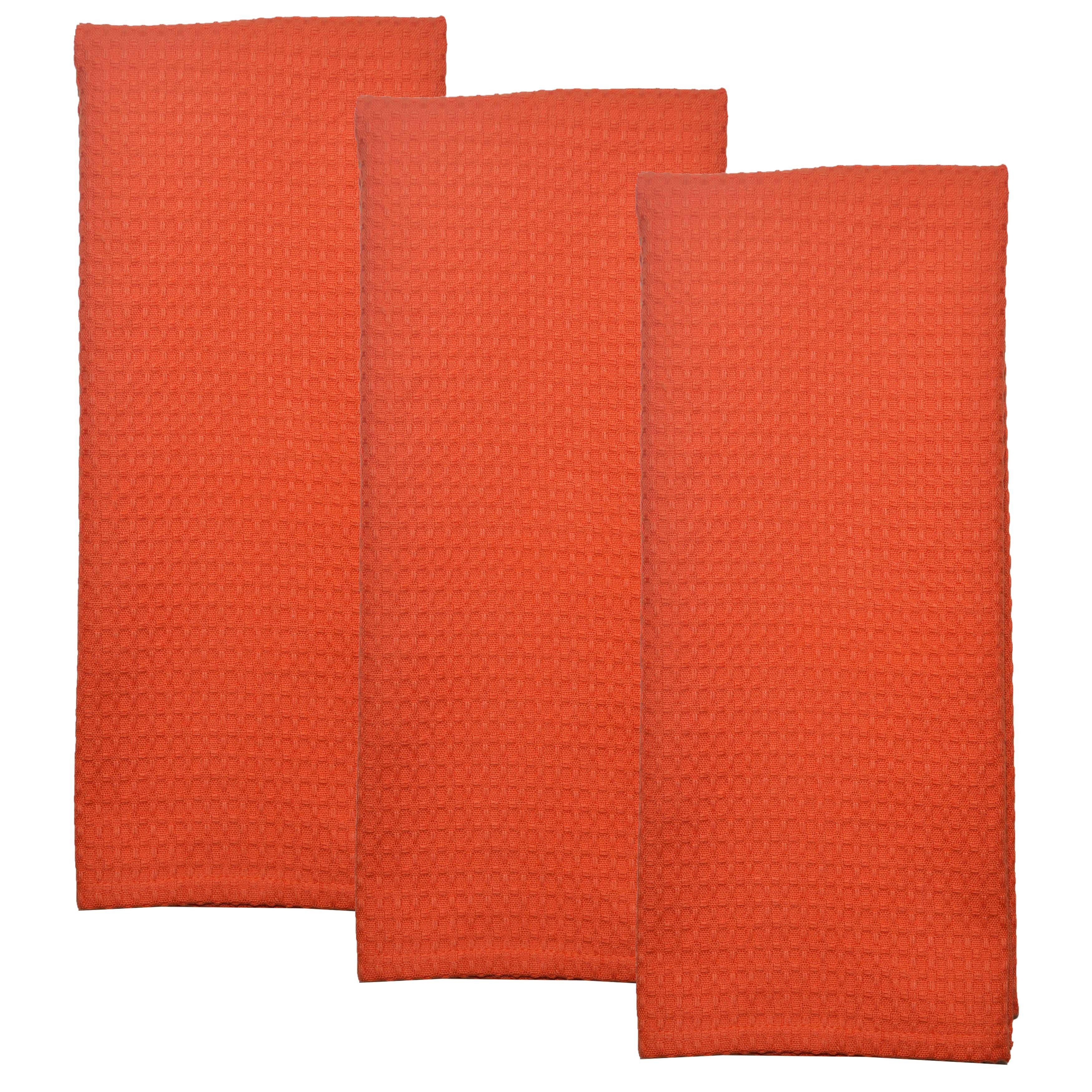 Orange Kitchen Towels You Ll Love In 2021 Wayfair