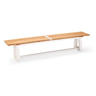 Connerton Teak Traditional Bench By Sol 72 Outdoor