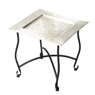 Fetzer End Table ByBungalow Rose