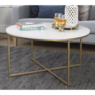 Levinson Coffee Table By Hykkon
