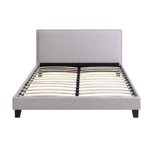 Sheehan Queen Platform Bed Frame by Alcott Hill Wonderful