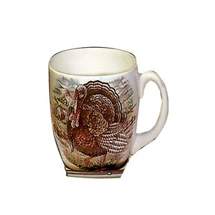 Turkey Traditional Earthenware Mug (Set of 2)