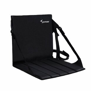 Julianne Reclining Stadium Seat with Cushion by Freeport Park