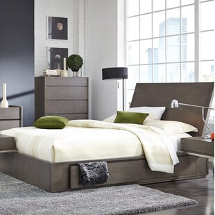 Keomi Storage Panel Bed by Brayden Studio