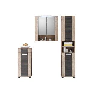 Mallory 3 Piece Bathroom Storage Furniture Set By Ebern Designs