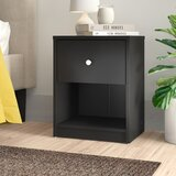 Guilford 1 - Drawer Nightstand