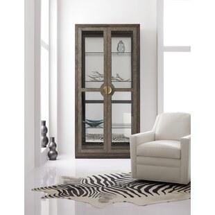 Hooker Furniture Melange Carissa Lighted Display Cabinet