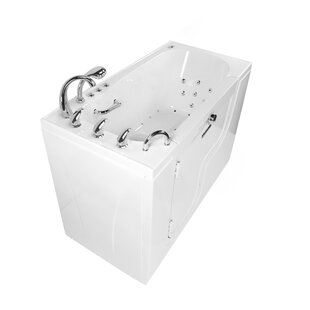 Transfer 60 x 30 Walk In Bathtub by Ella Walk In Baths