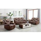 Zafiro 3 Piece Standard Living Room Set by Red Barrel Studio®