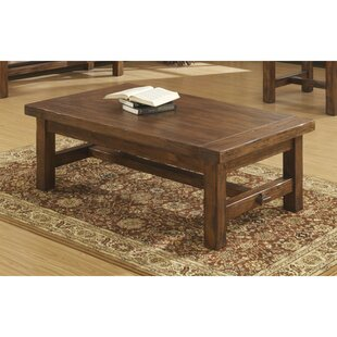 Loon Peak Lyons Coffee Table with Lift Top