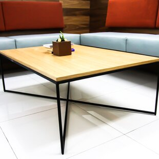 Eckstein Coffee Table with Tray Top