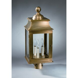 Darby Home Co Prescot 3-Light Lantern Head