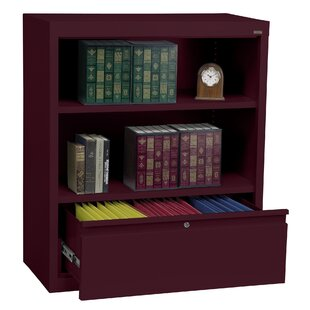 Standard Bookcase by Sandusky Cabinets New