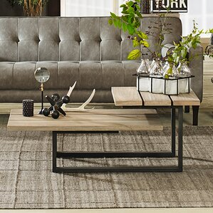 Delano Coffee Table by INK..