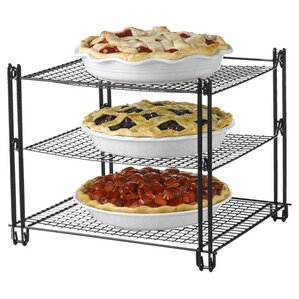 Nonstick Standard Baker's Rack by Nifty Ho..