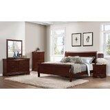 Cali Standard Configurable Bedroom Set by Charlton Home