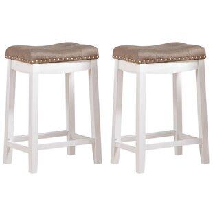 Awe Inspiring 2 Bar Stools Youll Love In 2019 Wayfair Machost Co Dining Chair Design Ideas Machostcouk
