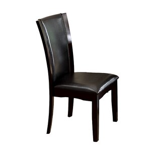 Uptown Upholstered Dining Chair (Set Of 2) by Latitude Run Modern