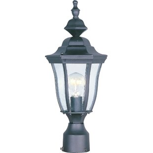 Darby Home Co Forontenac Outdoor Post Lantern