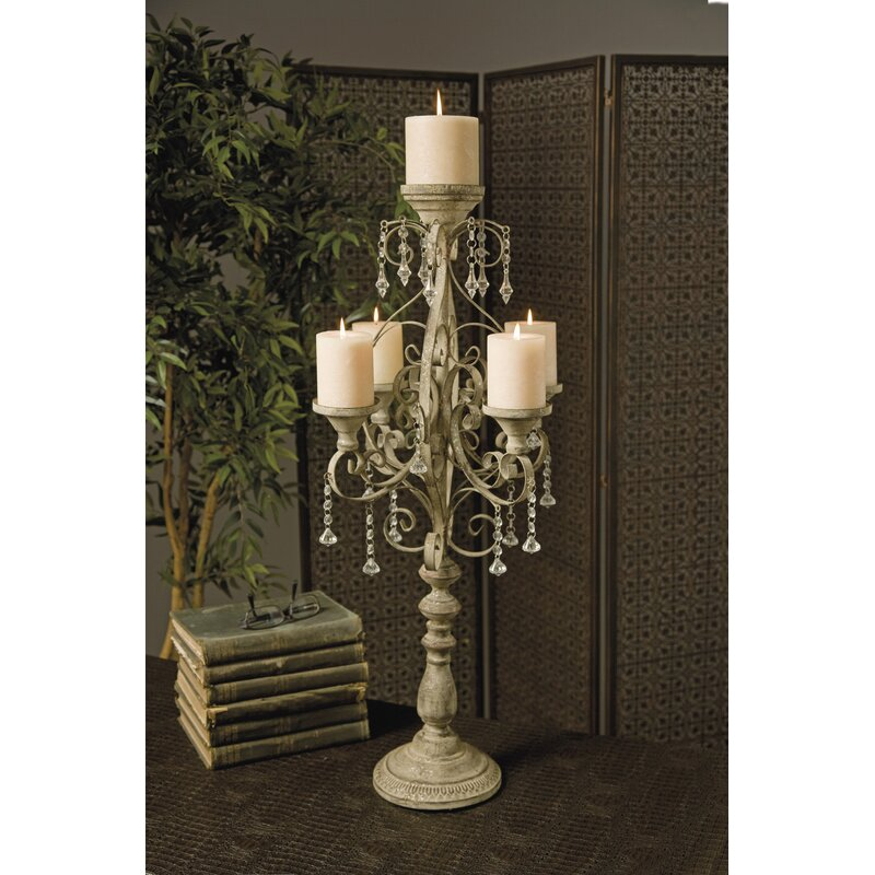 Candle Chandelier Tabletop