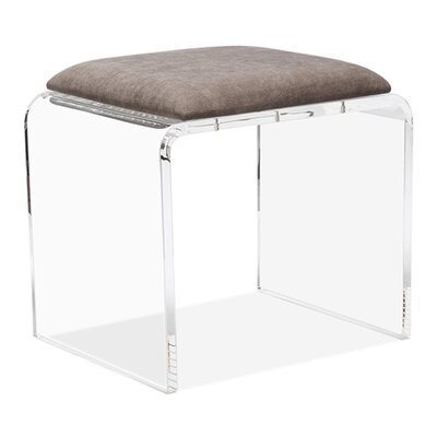 Clear Acrylic Vanity Stool Wayfair