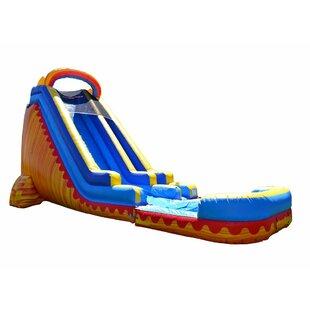 JumpOrange Turbo Inflatabl..
