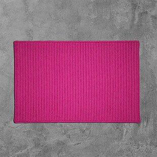 Glasgow Pink Indoor/Outdoor Area Rug