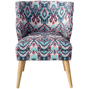 Bungalow Rose Alley Barrel Chair