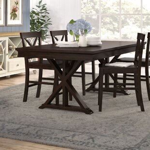 Rockton Dining Table Laurel Foundry Modern Farmhouse