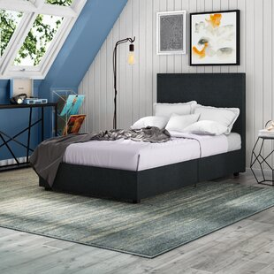 Compare Julianna Upholstered Platform Bed by Trule Teen Reviews (2019) & Buyer's Guide