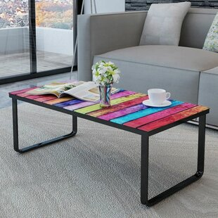 Wieze Sled Coffee Table By Ebern Designs